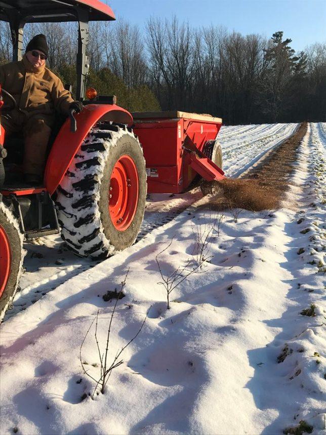 Environmentally Responsible Farming