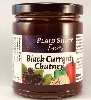 Black currant chutney