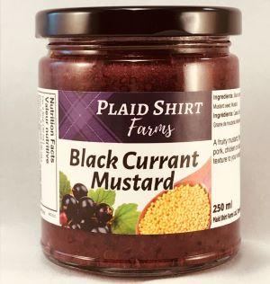 Black Currant Mustard