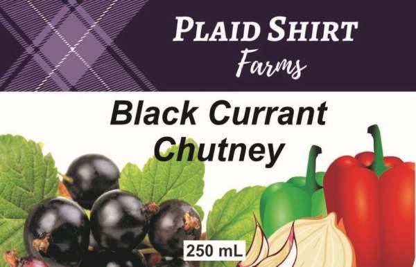 Blavk Currant Chutney