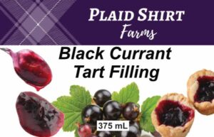 Black Currant tart Fillin