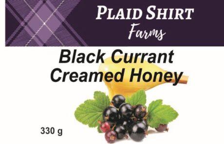 Black Currant_Creamed Honey Panel