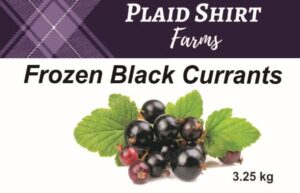 Frozen Black Currants