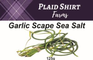 Garlic Scape Sea Salt