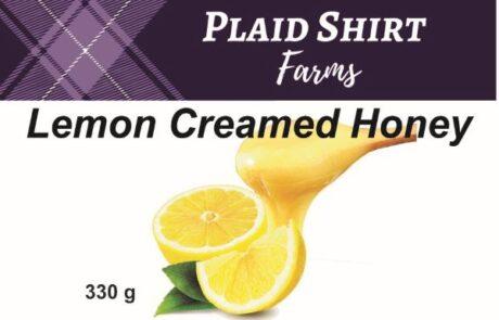 new Lemon Creamed Honey panel